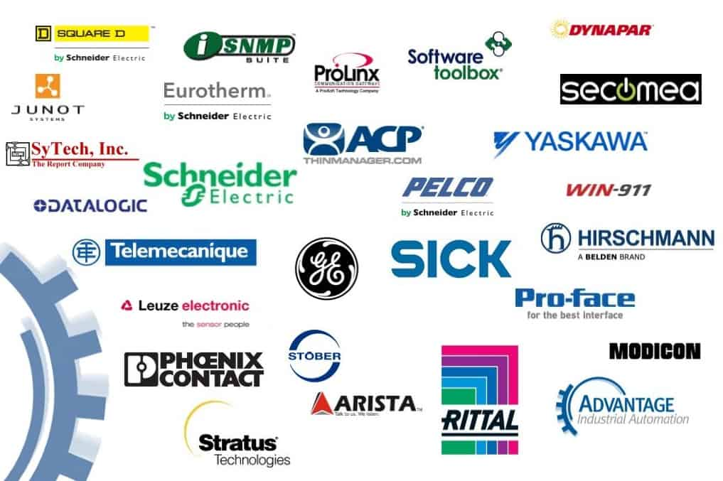 All Manufacturers Collage Slide