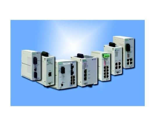 Schneider Electric ConneXium Connecting Ethernet Devices