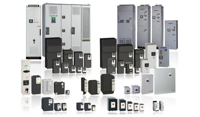Schneider Electric Ac Drives